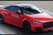 AUDI TTRS Stock Turbo