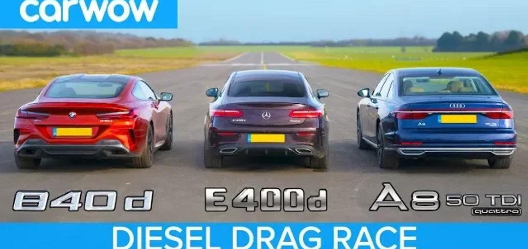 Diesel DRAG RACE