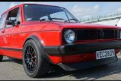 Mk1 Golf 2.0 TFSI With DSG Gearbox