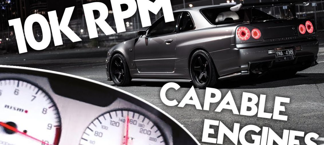 10000rpm engines