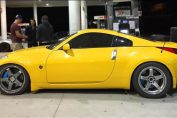sleeper nissan 350z