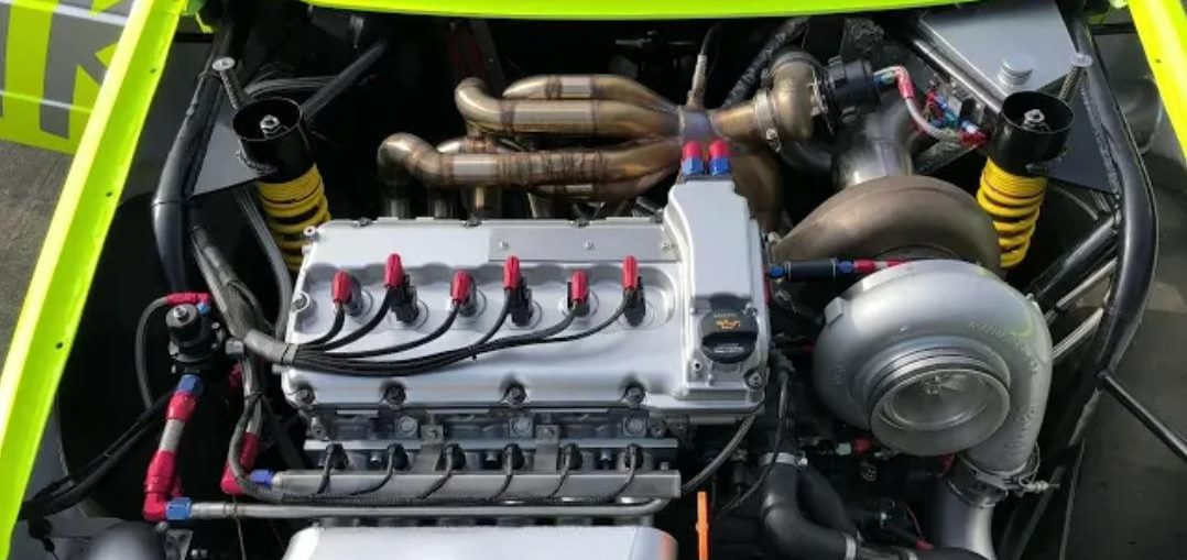 1250HP Golf MK2 R30 Turbo 4motion