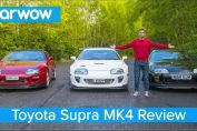 Toyota supra 1000HP Review
