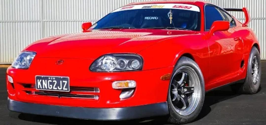 Ultimate Street Supra 2JZ