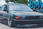 Ultimate 90's BMW Sounds