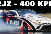 World's Fastest Toyota 2JZ