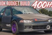 400HP Honda Civic