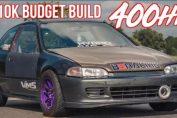 400HP Honda Civic