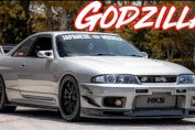 Sequential Skyline R33 GTR