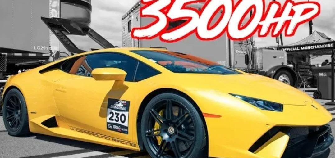 3500HP Lamborghini