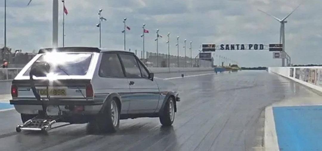 Subaru Powered Mk1 Fiesta