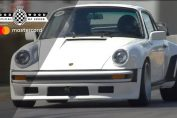Porsche 930 Turbo with a McLaren F1 Engine
