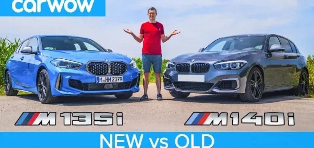M135i vs old M140i