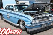 1400HP Buick Skylark on BOOST