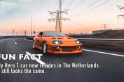 Fast and furious original supra