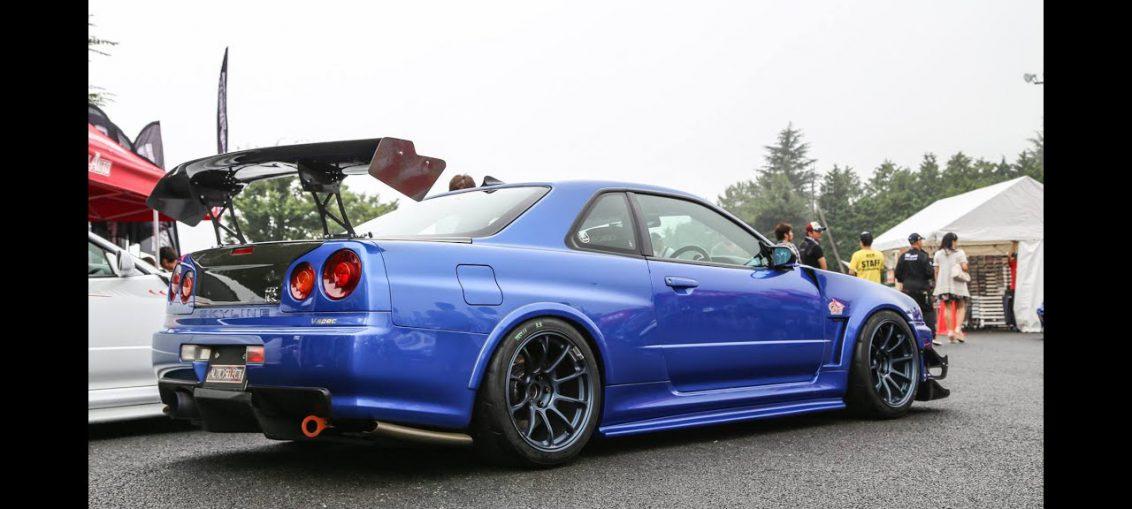 Nissan Skyline/GT-R Drag Racing Compilation