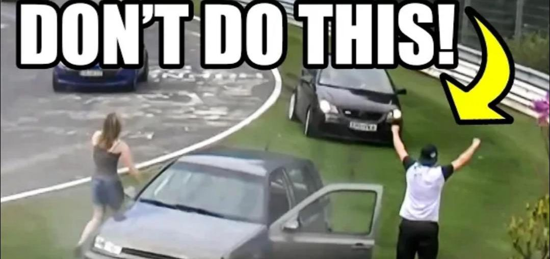 Things You Should NOT Do At The Nürburgring