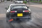 INSANE Supra Rips Up The Street