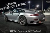 AIM ES850R 991 Porsche Turbo
