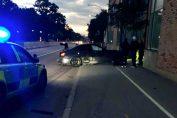 BMW F80 M3 Crash