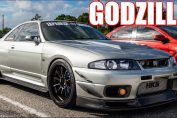 RB30 R34 vs Sequential 2.9L Stroker R33 GTR vs 2JZ Lexus | RB30 vs RB26 vs 2JZ
