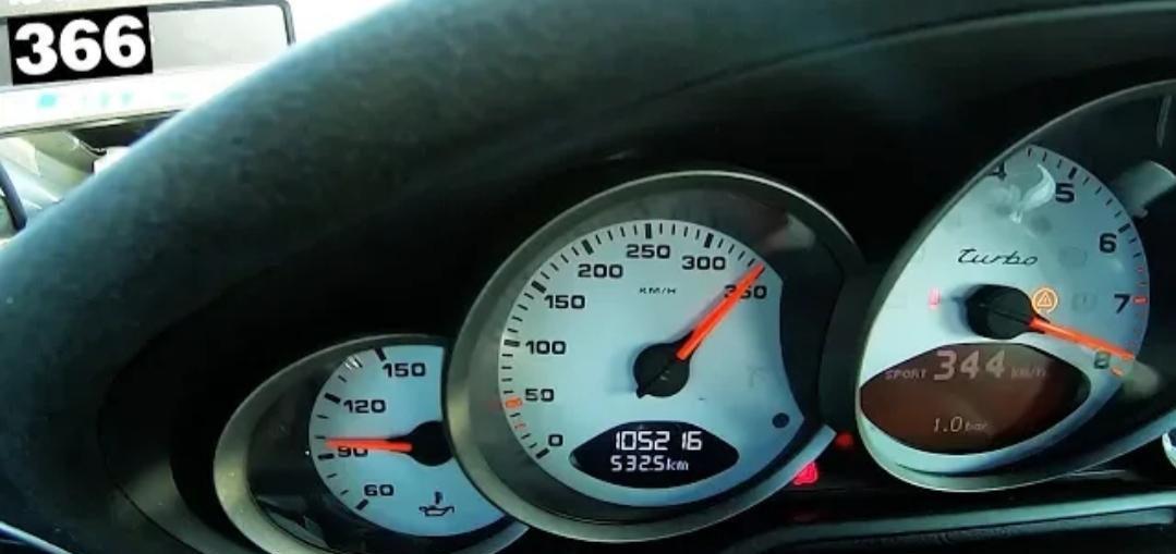 1800HP Porsche 9ff 911 Turbo S