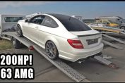 Fastest C63 in Europe