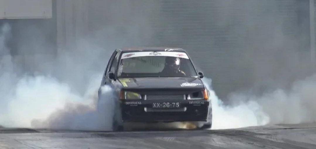 TDI Swapped Peugeot 205