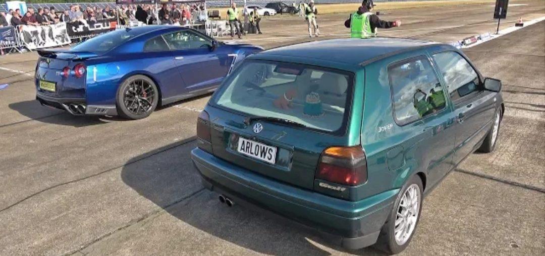 Volkswagen Golf 3 VR6 Turbo