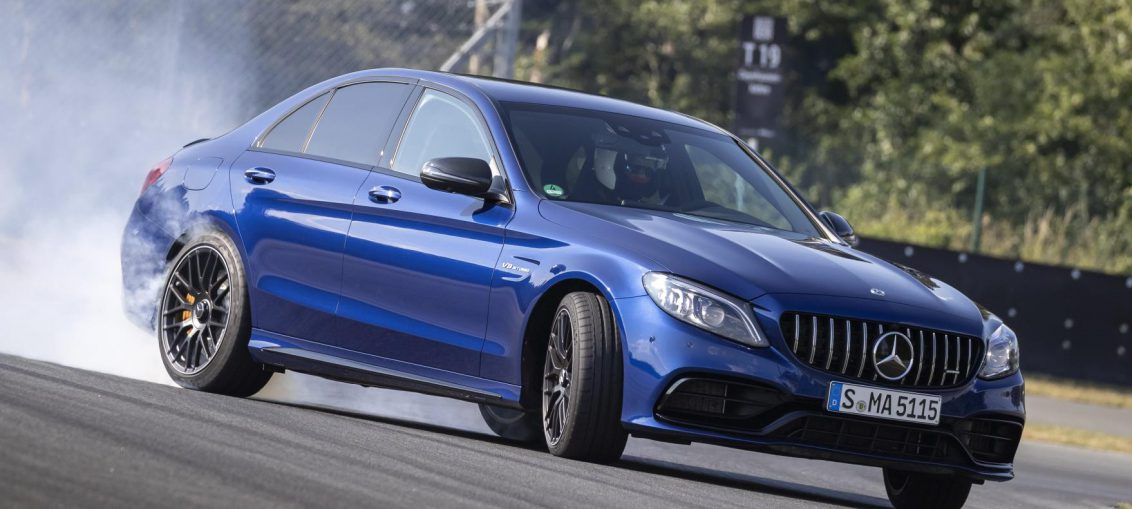AMG C63 will become a 4-Cylinder