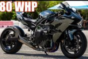 280wHP Ninja H2 vs 1100HP Sequential Evo IX
