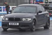 Methanol Injected BMW 135i