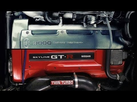 2JZ and RB30 combined
