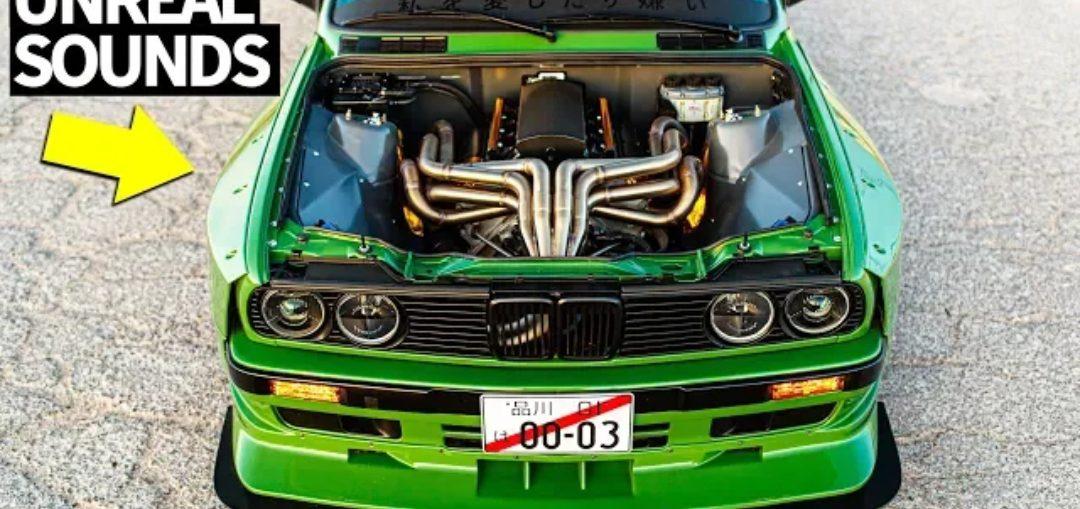 Wildest BMW E30 Ever