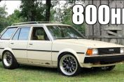 Corolla Station Wagon
