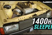 sleeper ford barra