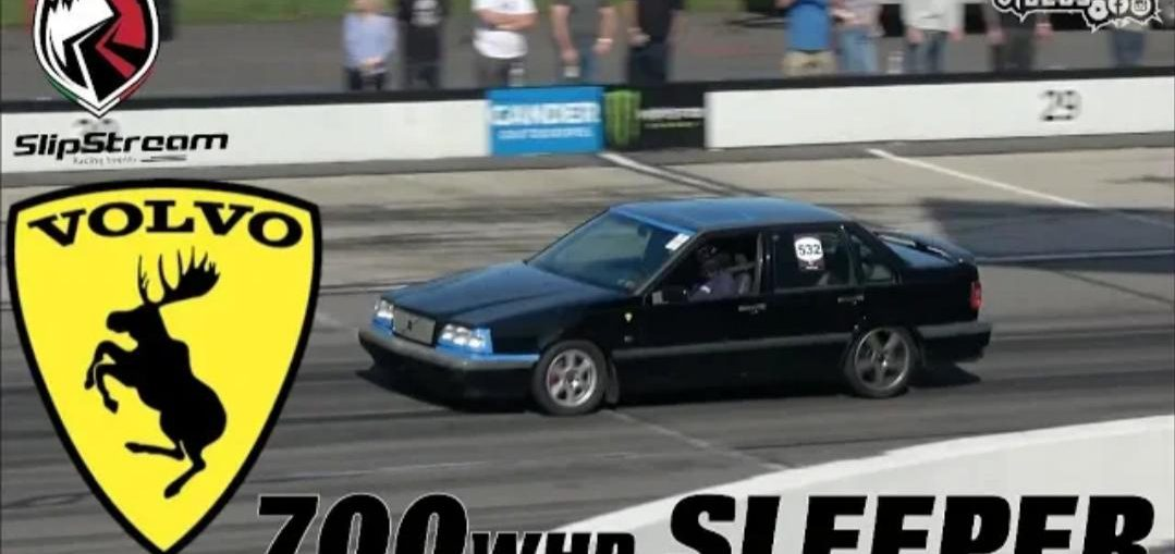 sleeper volvo 850R