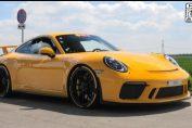 Porsche GT3 akrapovic