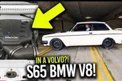 M3 V8 Swapped Volvo