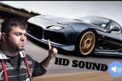 Human car sounds