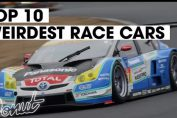 Weirdest race cars