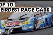 Weirdest race cars