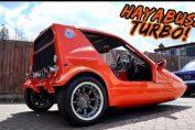 Suzuki Hayabusa TURBO