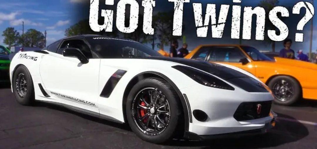 Twin turbo c7 corvette
