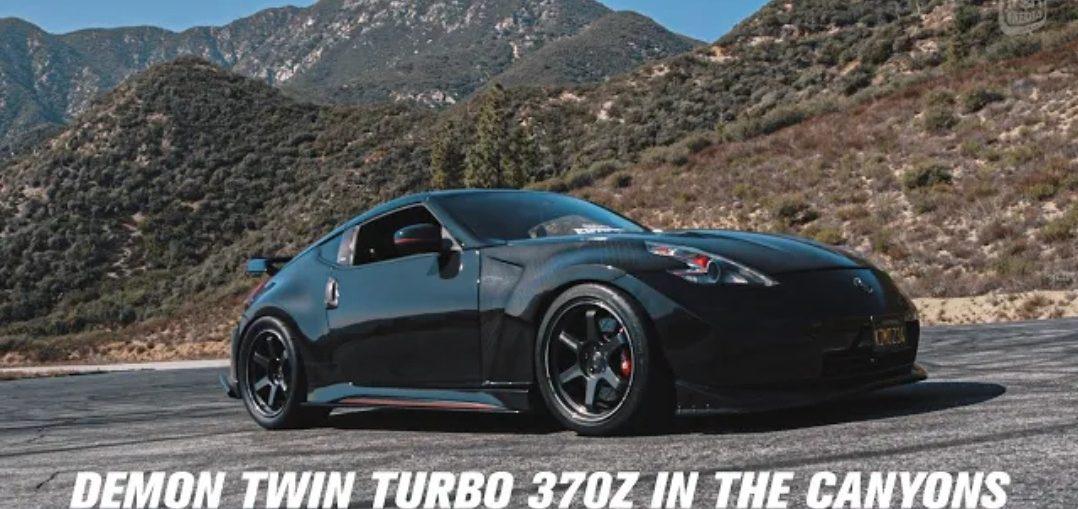 370z twin turbo