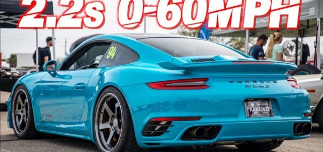 900HP Porsche Turbo