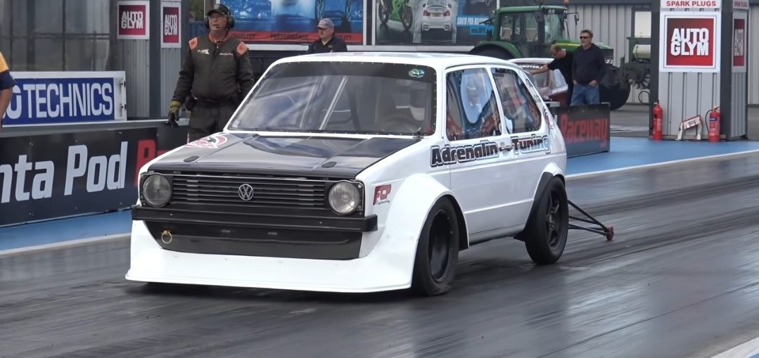 FASTEST VW Golf's