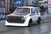 FASTEST VW Golf's