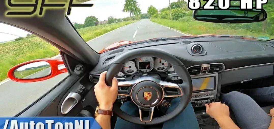 Porsche 9FF 997 Turbo