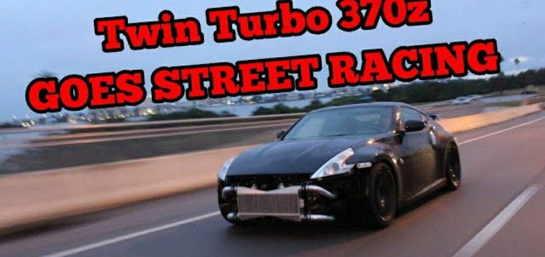 Twin turbo 370z